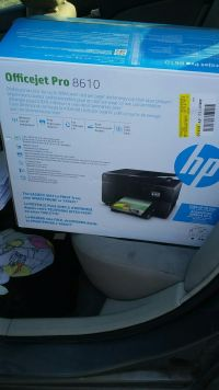 HP office jet pro 8610, Electronics, HP, 2015, still in the box