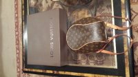 Louis Vuitton backpack, Designer Wear & Handbags, Louis Vuitton backpack. Original bag and box.