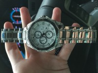 Bulova watch, Luxury Watch, Bulova , Stainless steel and water resistant