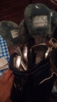 Golf clubs , Other, Lady s cobra golf club set