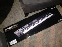 Roland A-800Pro MIDI Keyboard Controller (61 keys), Musical Instruments, Equipment, Only opened for pictures.