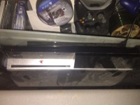PlayStation 3, Electronics, Original PlayStation 3, 2007, The original PS3. Comes with power cord and two controllers.