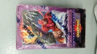 Marvel overpower card set, Antique, Collectible, Unopened sealed box of overpower booster cards