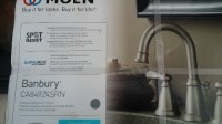 Moen kithchen faucet brand new, Other, Kithchen faucets Moen and delta