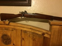 1942 Remington 30-06 03A3 rifle, Gun, Remington 1903-A3