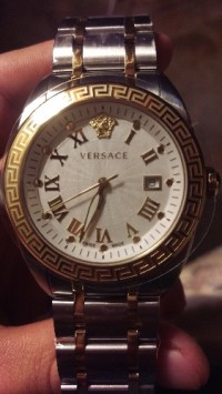 Versace watch, Luxury Watch, Versace VFE140015 , I just need cash for the holidays
