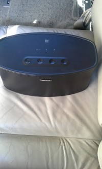 Hitachi wifi speaker system, Electronics, Hitachi, 2015, Its still in new good condition
