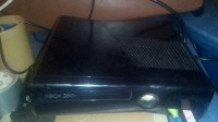 xbox360 , Electronics, xbox360,1439, 2010, Black, no damage what so ever.. Comes with three games, call of duty black ops, call of duty black ops 2, and destiny