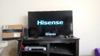 "Hisense 55"" smart tv, Electronics, Hisense, model 55H6SG, 2014, Hisense 55"" smart tv, only a year old, bought it last christmas. selling because i need quick cash. comes with smart remote."