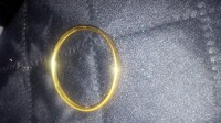 14 kt yellow gold baby bangel, Jewelry, 14kt gold, baby bangel bought from sterling jewellers