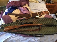 8mm Mauser , Gun, Mauser gew.98, Scope
