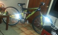 Mongoose 21-speed bike, Model XR J5 Element Racing