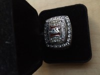 Hamilton High School Championship Ring, Jewelry, Ring made from the Jostens company