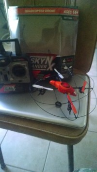 Sky ranger nx, Other, Radio controlled helicopter
