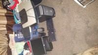 Dell computer, Electronics, Dell 5pieces, Various, 15inch screen amonitor and 2speakers in very very good condition 2007 everything works