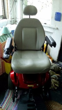 Jazzy Power Chair, Other, Jazzy Select Power Chair