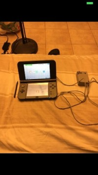Nintendo 3DS XL (black), Electronics, Nintendo 3DS XL, Like new. All accessories included. Comes with original box.
