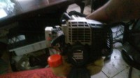 echo 221, Tools, Equipment, Echo weedeater used ...just locked up needs a diesel n oil mix or 2 n1 mix or drill... to unlock it just got a new one from home depot for 200 dollars...so did bother wit it...