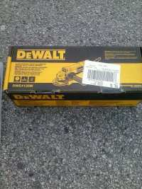 Dewalt Angle Grinder, Tools, Equipment, Dewalt Angle Grinder brand new with receipt