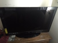 "40"" flat screen , Electronics, Westinghouse digital , 2013, LCD hdmi - model# CW40T2RW"