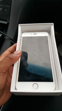 iPhone 6 plus God , Electronics, A1522, 2015, Slightly crack, T mobile