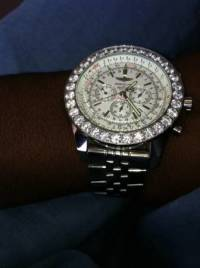 Bentley watch, Bentley diamond  watch like new, Like new