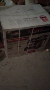 Briggs and stratton generator 6250 watt, Brigg and stratton 6250 watt generator