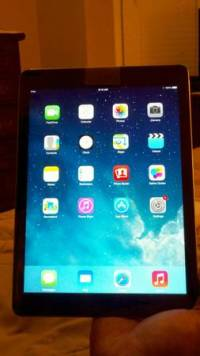 NEW I PAD AIR AVAILABLE, I PAD AIR like new, Like new