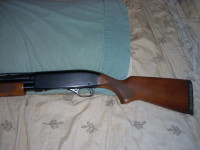 Pump Action Shotgun, Winchester Model 1300 12 gage pump action shotgun in very good condition.  No visible flaws, Gently used