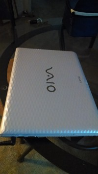 lap top, Vaio, Like new