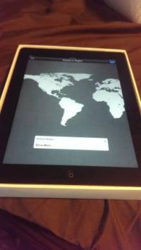 iPad 32gb Black Wifi, iPad with charger and original box ,memory is 32GB, Like new