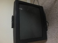 Television , Symphonic WF24T5, 2005, Screen size: 20in; excellent condition; one owner; original remote; decided to upgrade to Smart TV in 2017