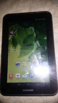 Galaxy tab 2 GT-P3113, Galaxy tab 2 Model # GT-P3113 with 2gb sd card and charger and sleeve Gently used, Gently used