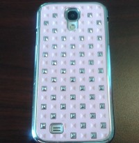 Samsung Galaxy S4 cellphone, Verizon Samsung Galaxy S4 White