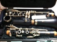 Yamaha Clarinet, This is a Yamaha 250 Clarinet in great condition.