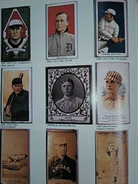 old baseball cards collectibles, The complete Book of collectibles baseball card