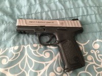 Smith & Wesson SD40 VE, Smith & Wesson SD40 VE, None