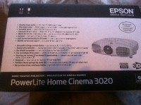 Epson Powerlite Home Cinema 3020, 3D Epson Powerlite Home Cinema 3020