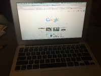 Macbook air, Macbook air mid 2012 64GB 11 inch
