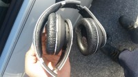 Beats Headset , Grey and black beats by Dre headsets