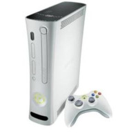 XBox 360 along with it's 13 games, XBOX 360 with two controllers, guitar hero guitar and 13 games. Games include: NBA2k11, Grand Theft Auto IV, Guitar Hero III, Guitar Hero World Tour, Call Of Duty 4, Xbox Live Arcade, Call Of Duty Black Ops, MLB2k12, NHL 11, Nascar 09, Madden 13, Madden 25, WWE 12