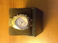 Michael Kors watch , Rose gold Michael Kors watch with original box and extra links. Excellent condition barely worn.