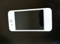 iPhone 4 8gb, White iphone 4 8gb model a1332