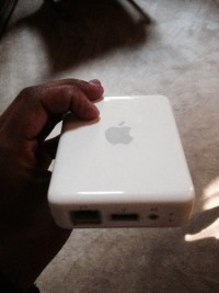Airport express base station, Apple, a1084