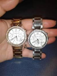 2 Michael Kors Ladies Watches, 2 Michael Kors Ladies Watches, Like new