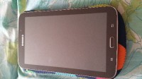 Samsung Galaxy Tab 3, Samsung Galaxy Tab 3. It is a 7 inch black practically new tablet... Only used a couple of times. It even comes with a case. I have had it for a year but never really used it. The device also comes with a sleeve case.