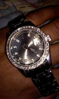 rolex watch, The clown need to be repair n good condition