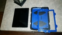 Ipad, Electronics, Black Ipad Model A1460 with Gorilla Case, Like New Ipad, locked Ipad from ex boyfriend