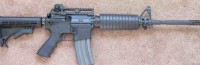 AR 15 .223 Rifle, Gun, Extra Magazine. , Rock River AR15 .223 Rifle , gentently Used.