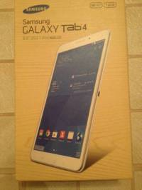 Samsung Galaxy Tab 4 (8-Inch, 16GB White), New sealed/unopened Samsung Galaxy Tab 4 (8-Inch, 16GB, White), Like new